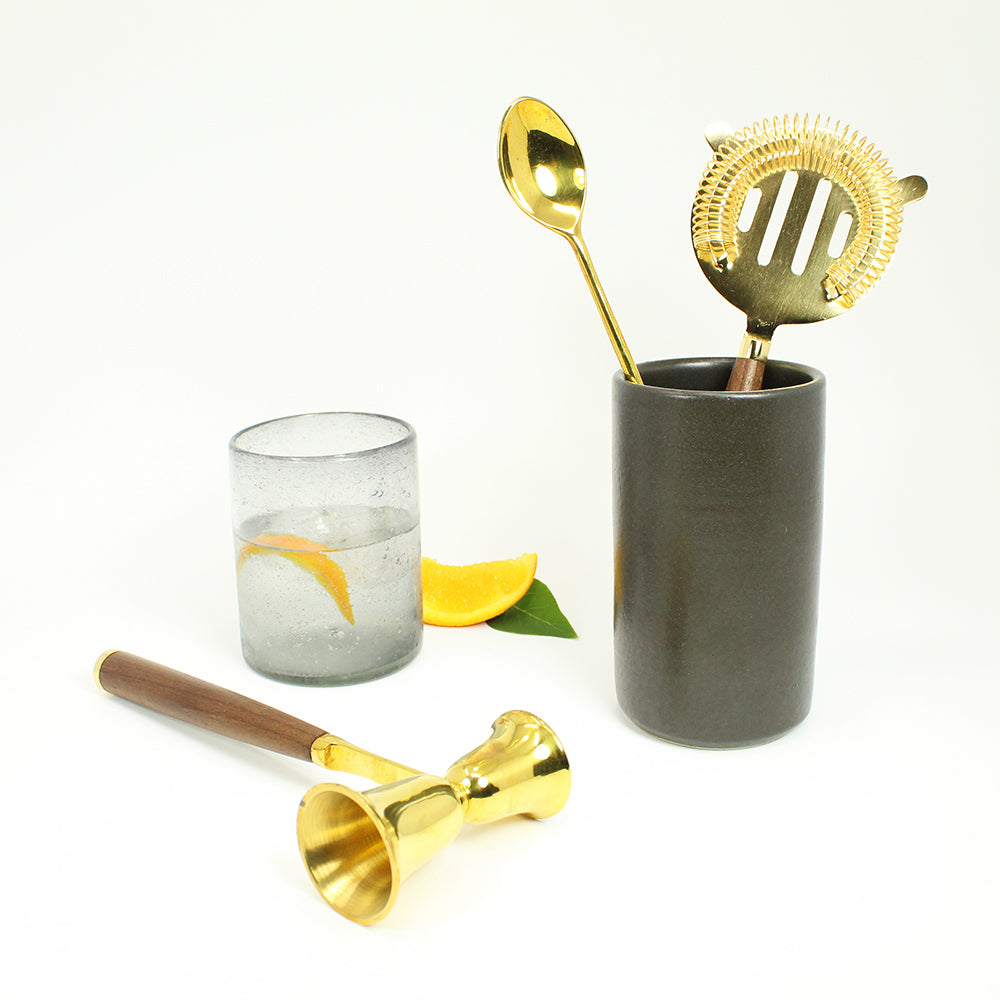 Barware Set - Black