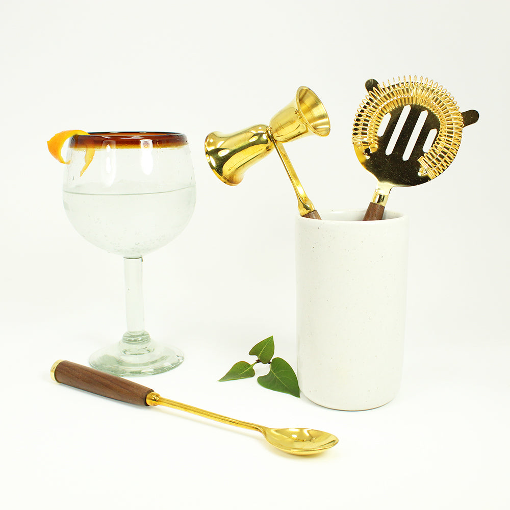 Barware Set - White