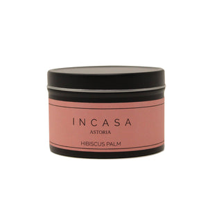 Incasa Candle - Hibiscus Palm