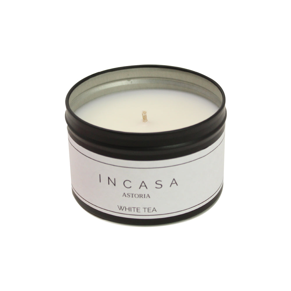 Incasa Candle - White Tea
