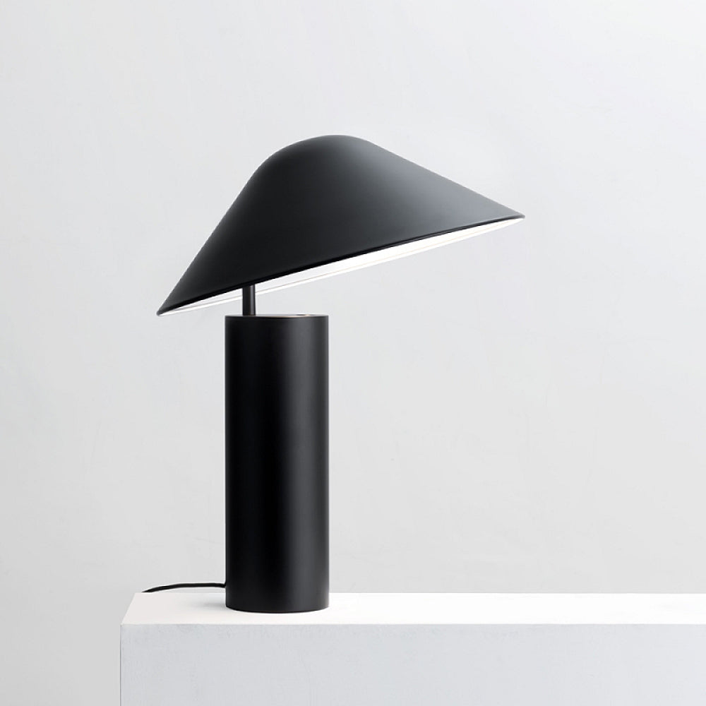 Damo Table Simple Lamp - Black