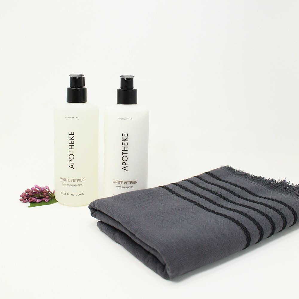 Wellness Gift Set - White Vetiver