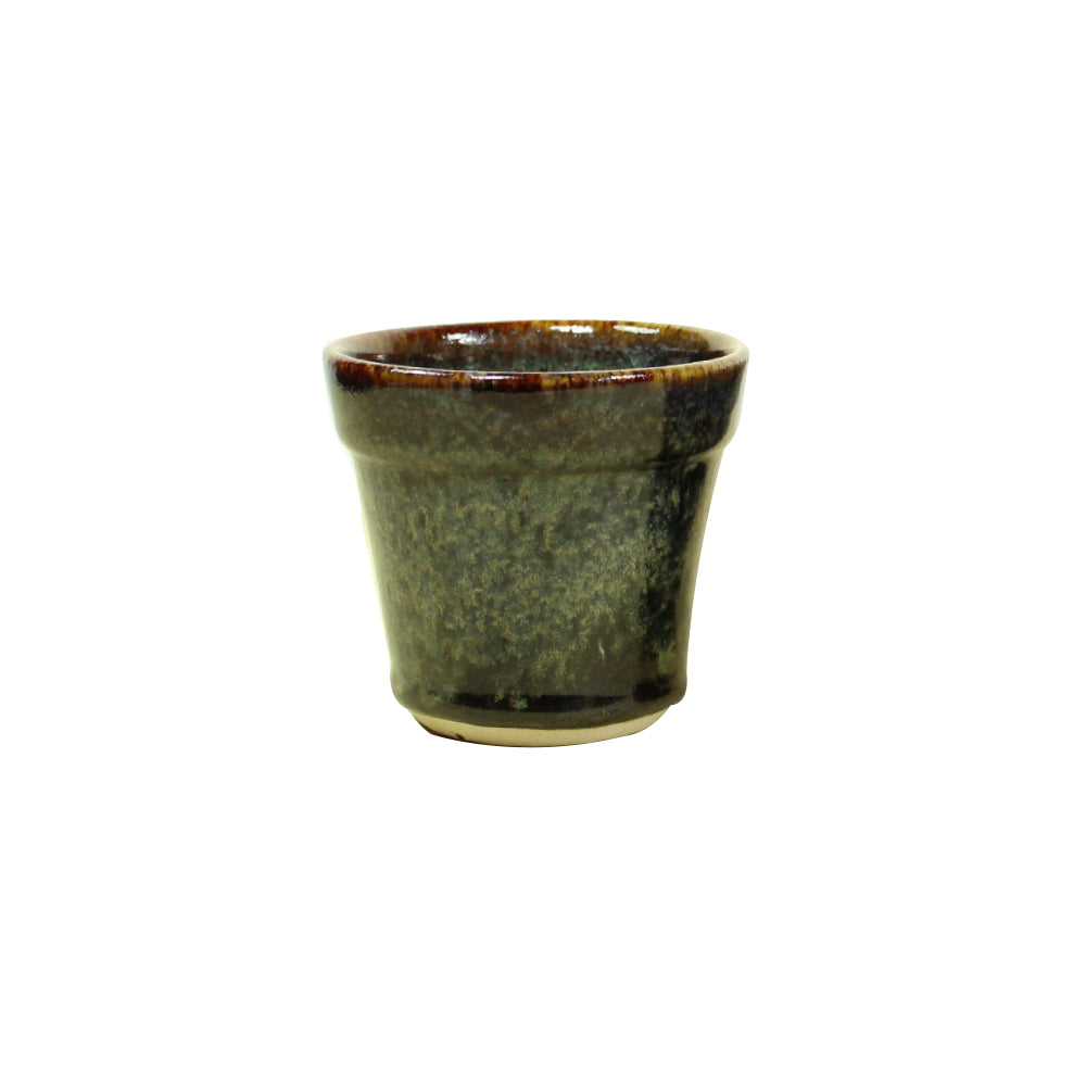 Nube Mini Planter - Dark Brown
