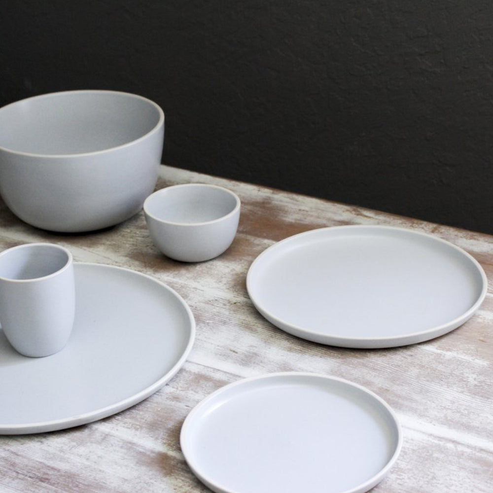 Serving Plate - Pale Blue