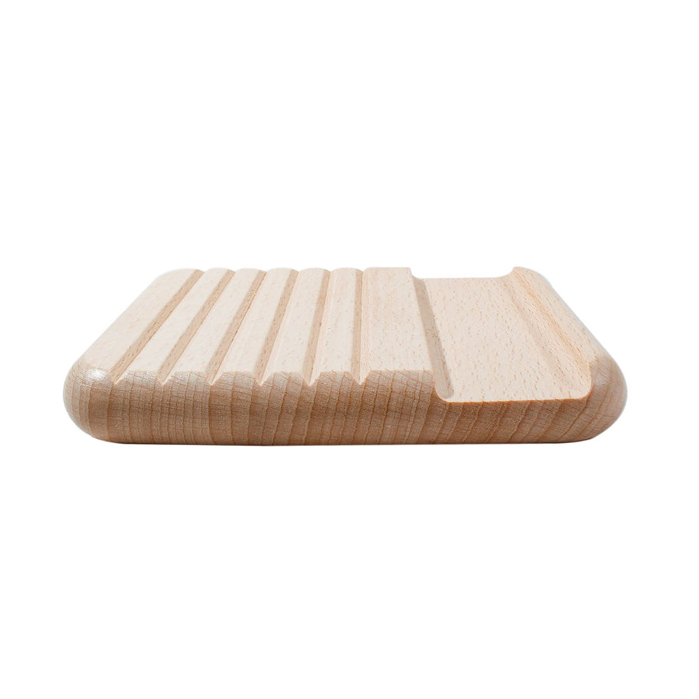 Andrée Jardin  Soap holder - Beech Wood