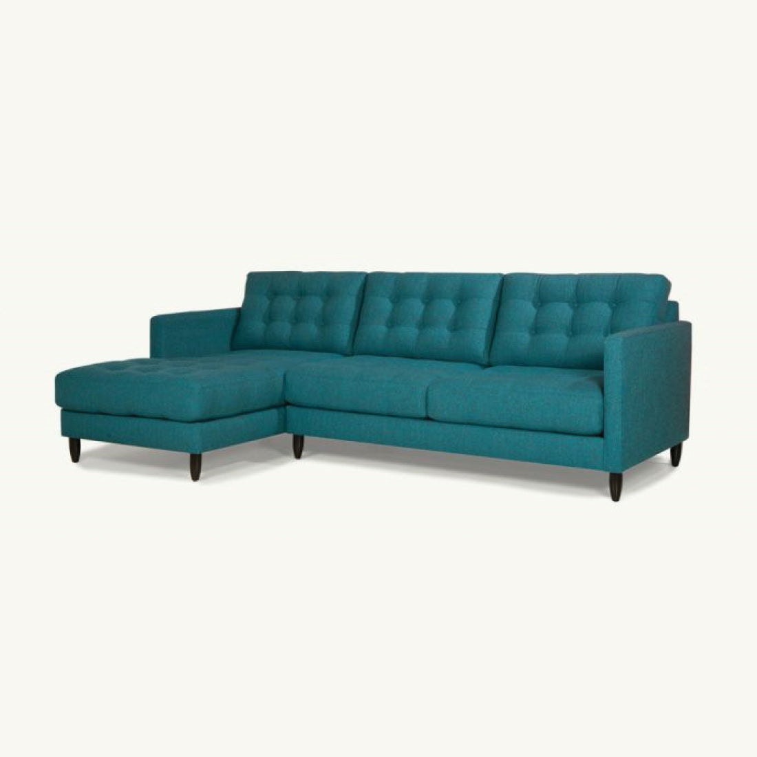 James Left Sectional   Made-to-Order