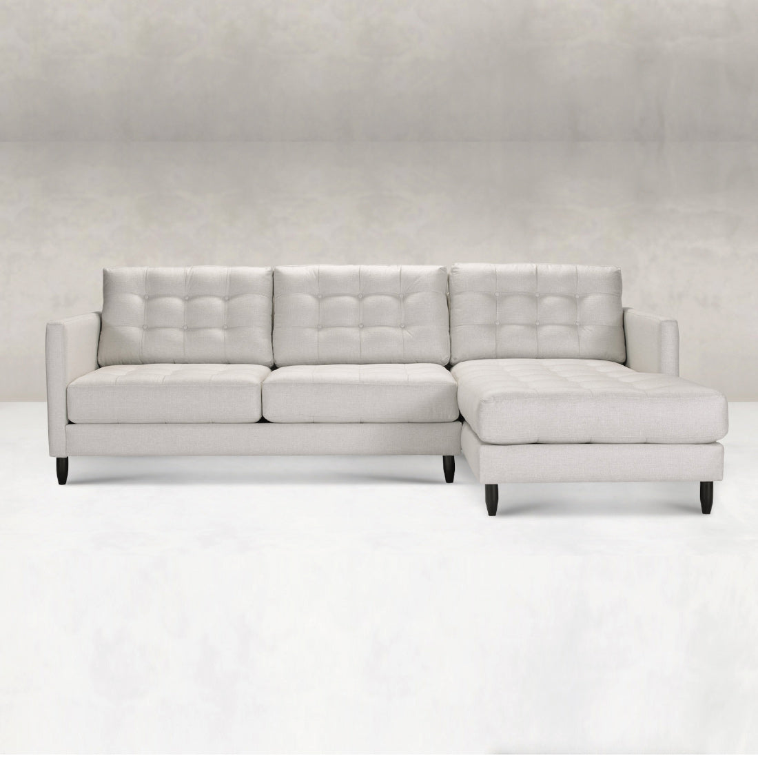 James Right Sectional   Made-to-Order