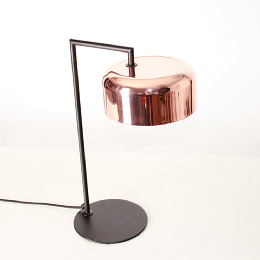 Lalu+ Table Lamp - Matte Black / Copper