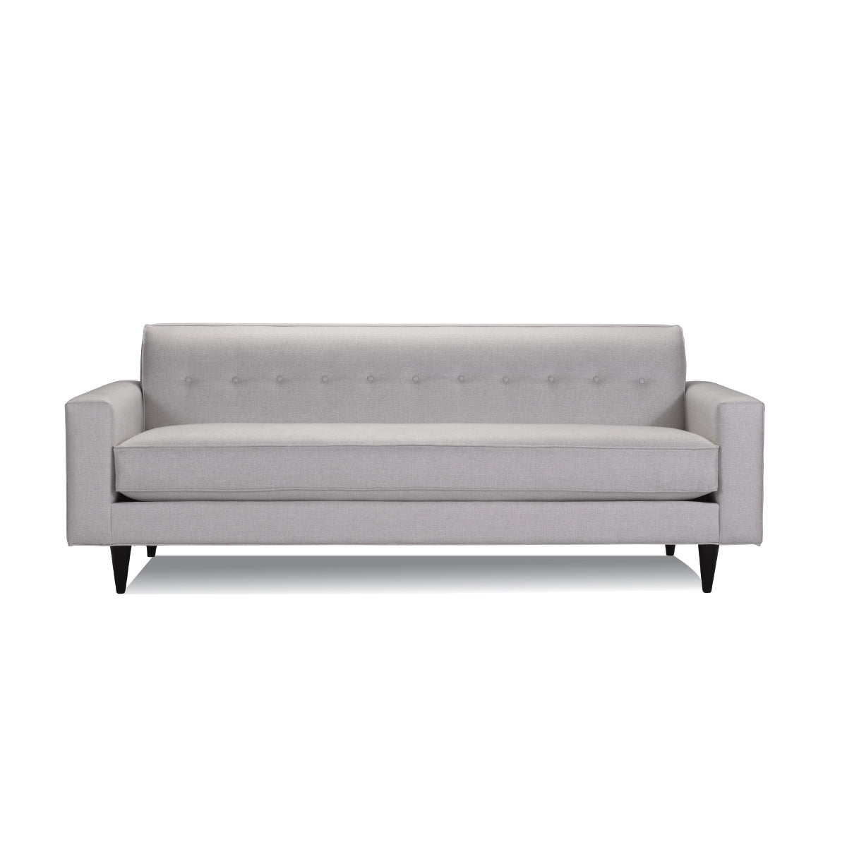 "Michael 75"" Apartment Sofa - Orla Ivory - IN STOCK"