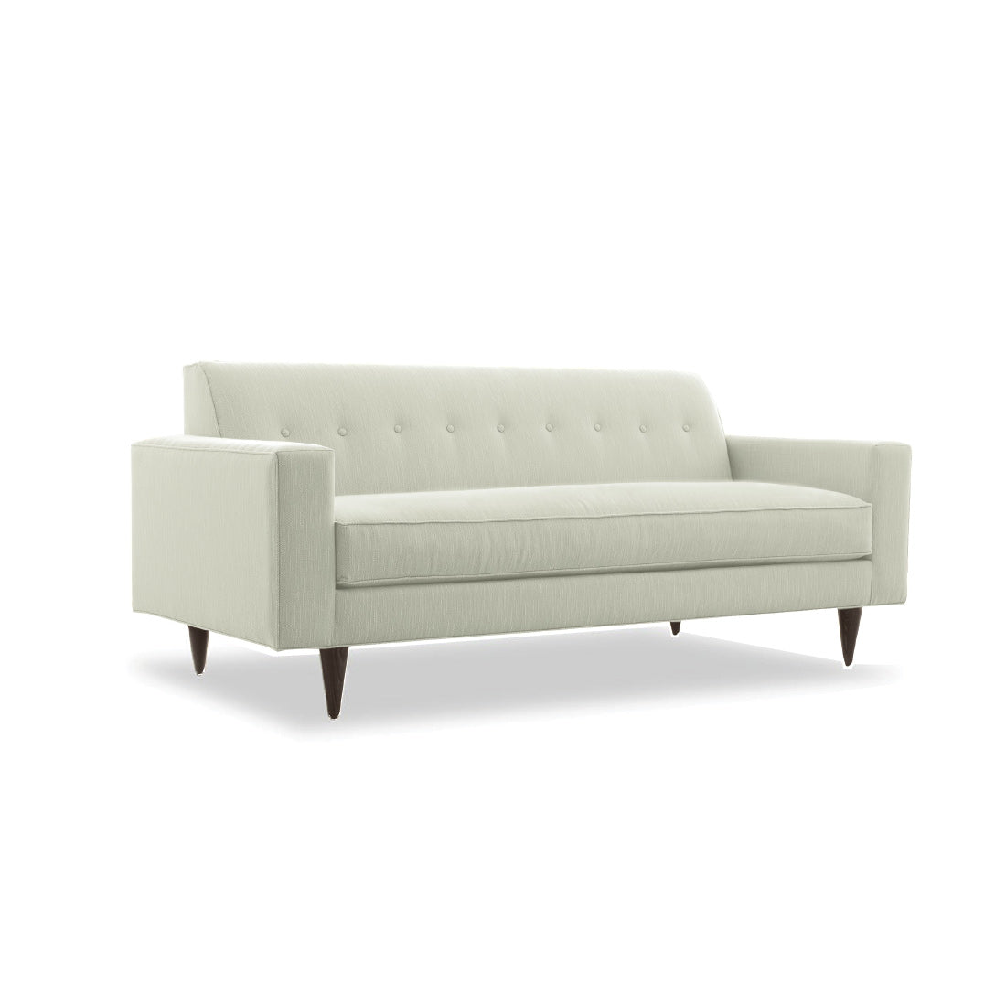 "Michael 75"" Apartment Sofa - Orla Ivory"