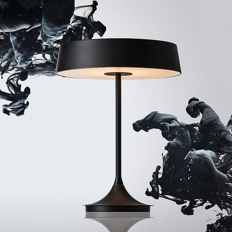 China LED Table Lamp - Matte Black