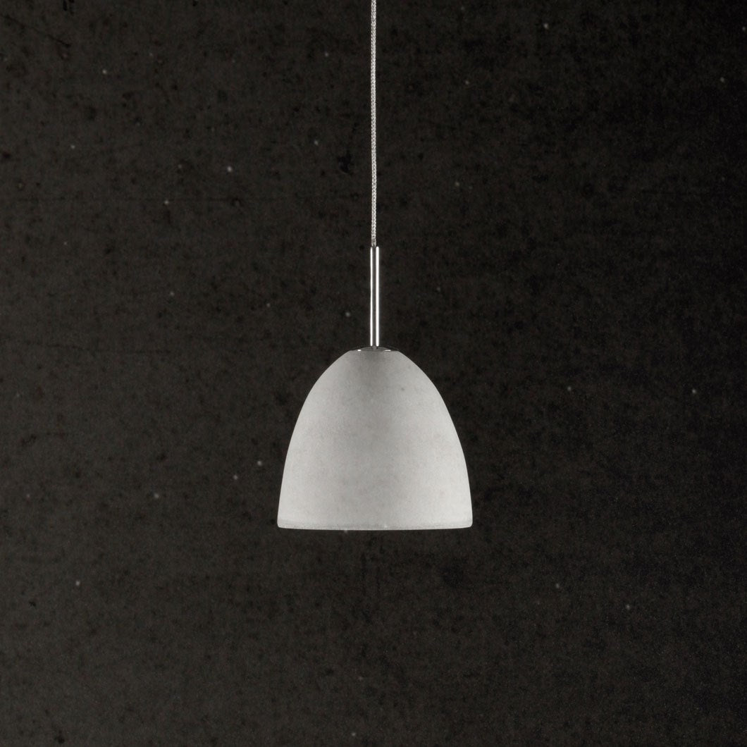 Castle Small Pendant - Concrete
