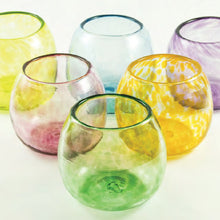 Lena Handblown Wine Glass - Clear