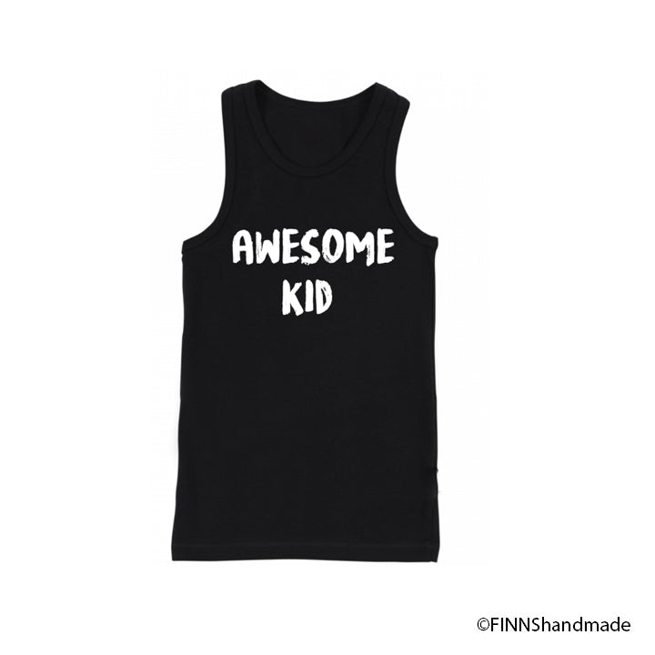 Tank top Awesome Kid