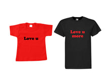 T-shirt love u kind