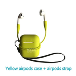 Full Body Soft Airpod Case with Connector Straps