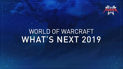 World of Warcraft what´s next 2019 : 8.1 and 8.2 patches review