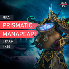 Prismatic Manapearl Farm Boost