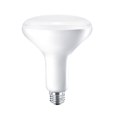 No.9 Small Reflector Light Bulb: Moderate Brightness