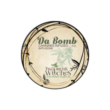 Da Bomb Cannabis Infused Bath Bomb (4 oz.) (Limited Release)