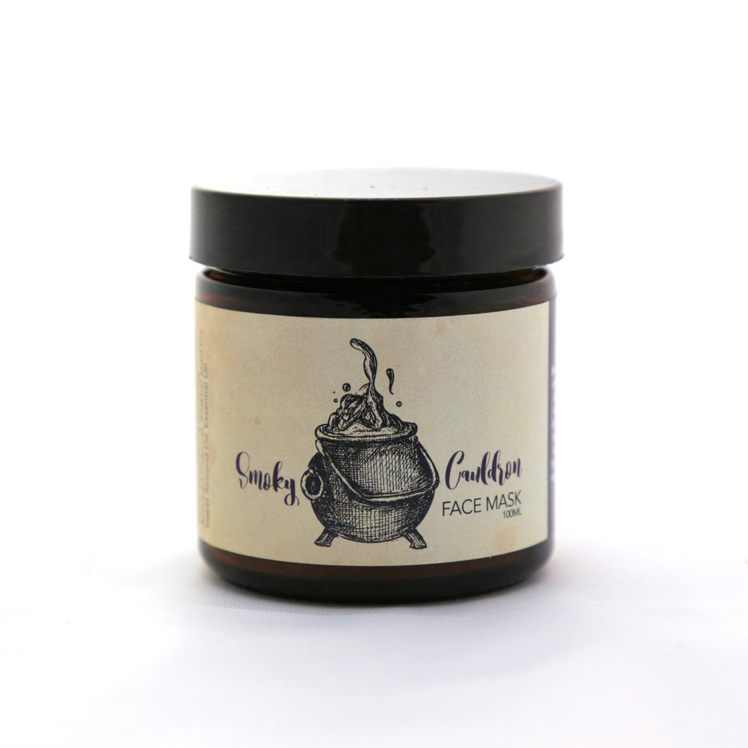 Smoky Cauldron Face Mask (3.4 oz./100 mL)