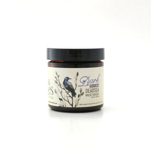Dark Goddess Dead Sea Mask with Tea Tree Oil (3.4 fl. oz./100 mL)