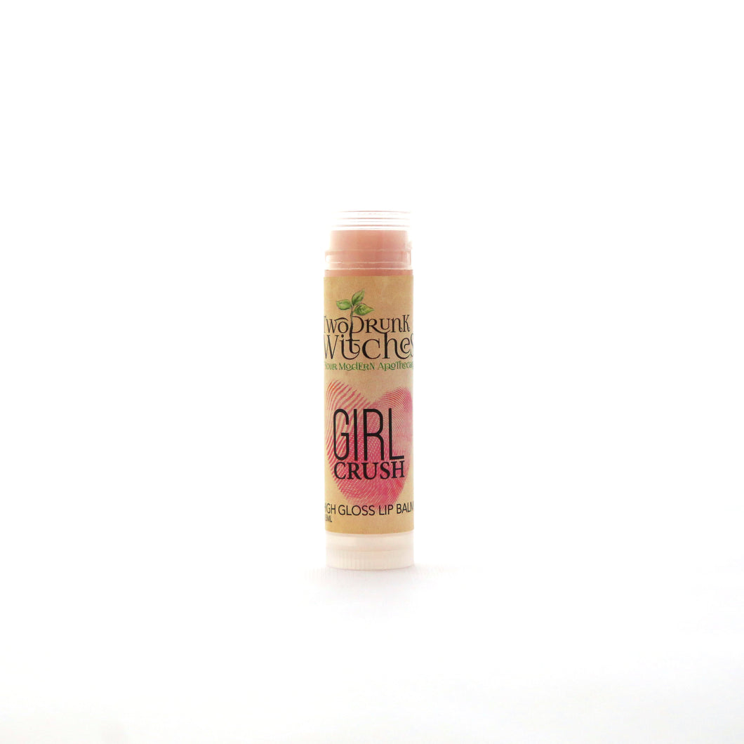 Girl Crush High Gloss Lip Balm (.2 fl. oz./4.5 mL)