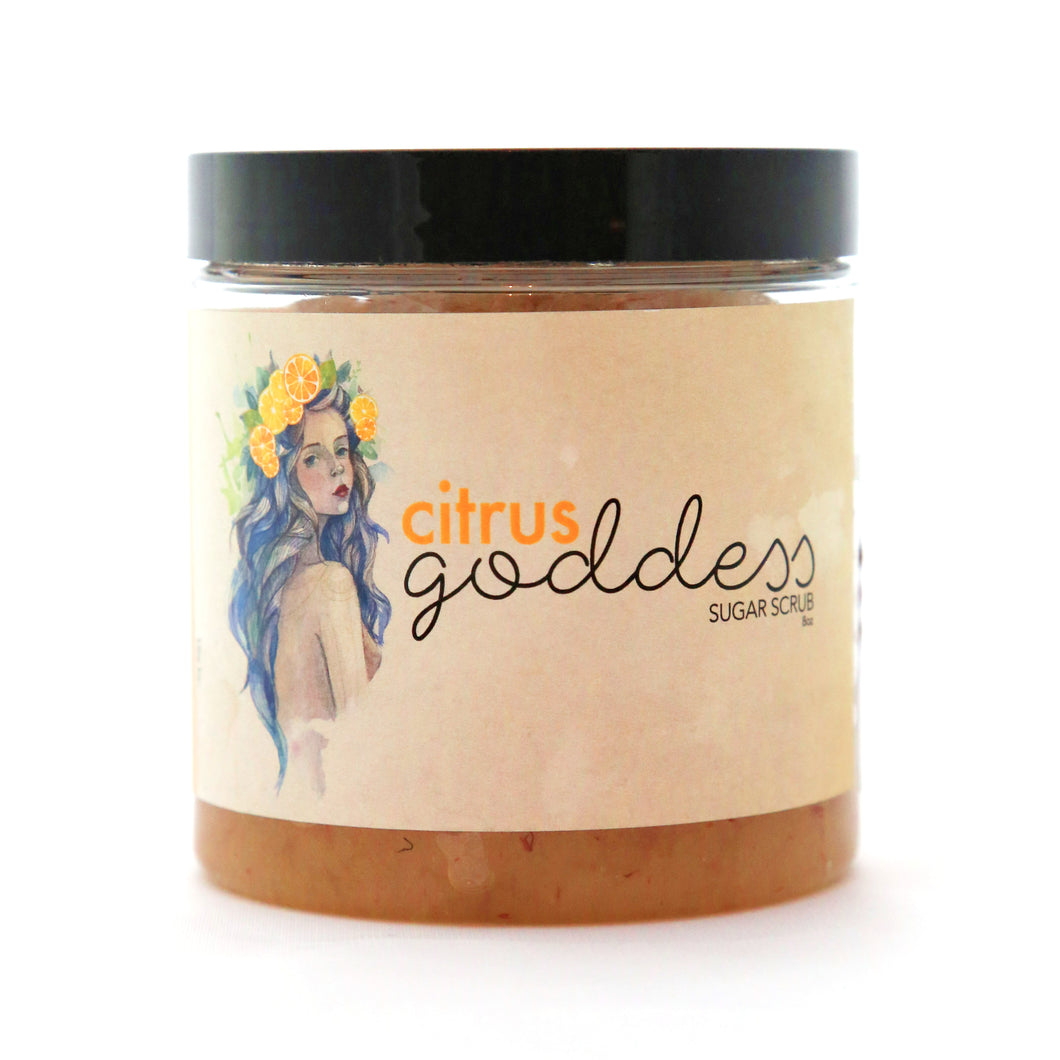 Citrus Goddess Sugar Scrub (8 fl. oz./240 mL)