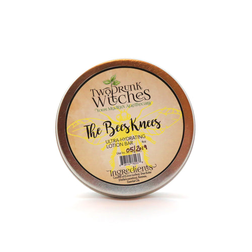 The Bees Knees Ultra-Hydrating Lotion Bar (2.75 oz.)