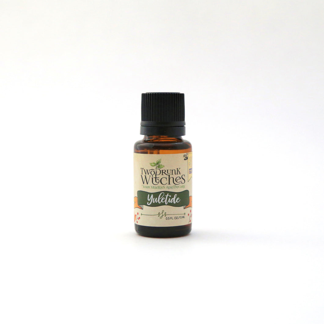 Yuletide 100% Pure Essential Oil Blend (.5 fl. oz./15 mL)