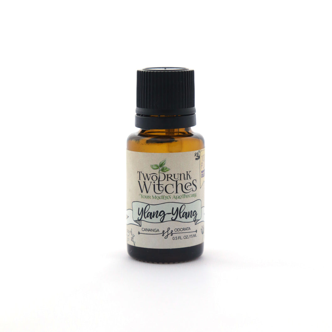 Ylang Ylang 100% Pure Essential Oil (.5 fl. oz./15 mL)