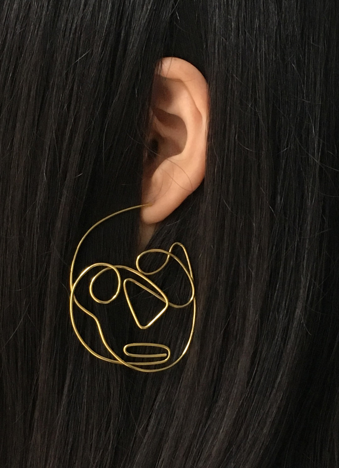 EARRINGS 3 (gold)