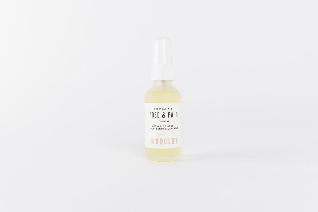 WOODLOT - Mists - Rose & Palo