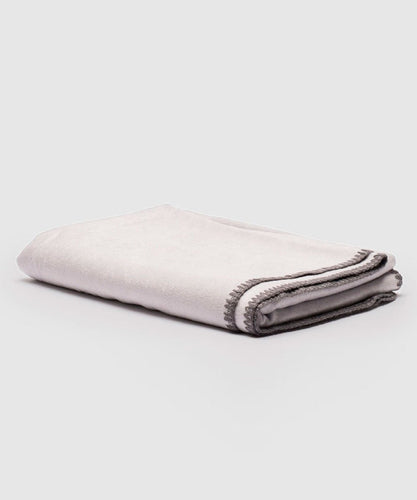 HALFMOON Silk Savasana Blanket ~ Moonlight