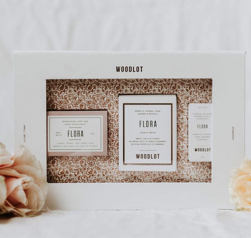 WOODLOT 'For Her' Gift Set