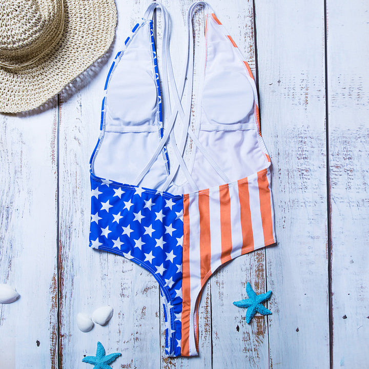 4th Of July One Piece