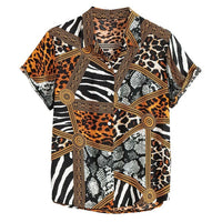Wild Striped Lion T