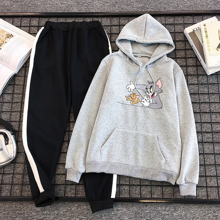 Vintage Tom and Jerry Tracksuit