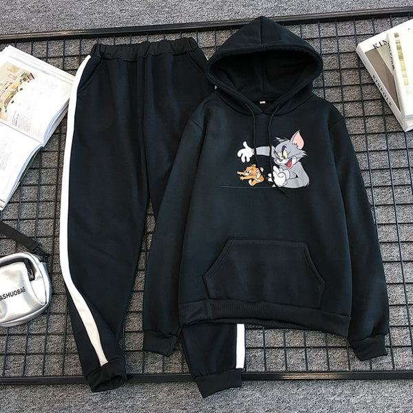 Vintage Tom & Jerry Tracksuit