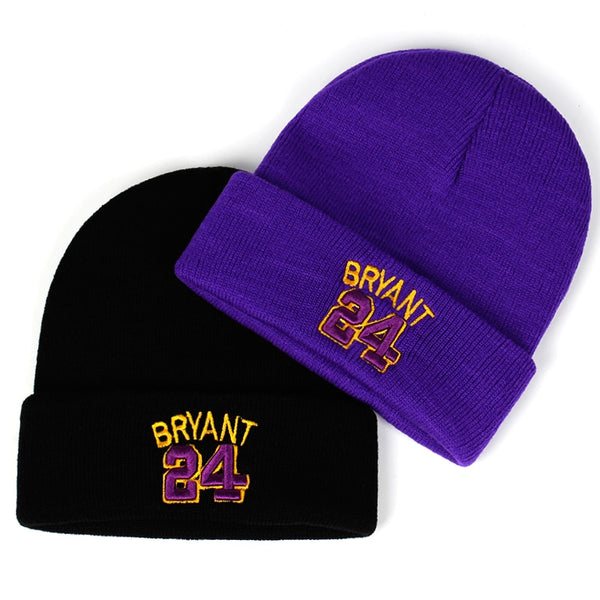 BRYANT Embroidery Beanie