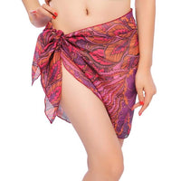 Women Beach Wrap Skirt