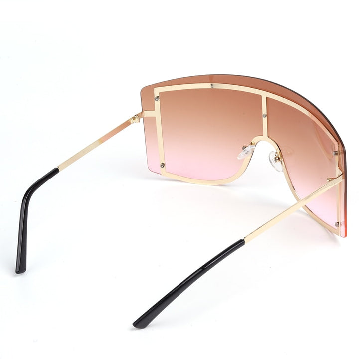 Fashion Oversized Sunglasses