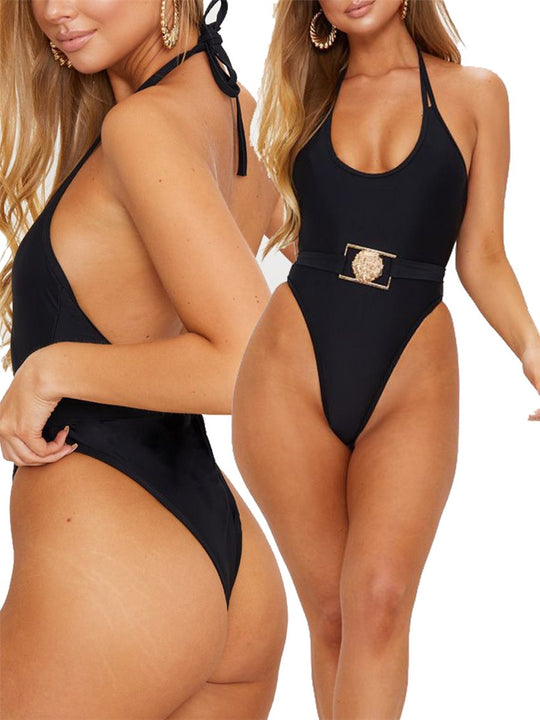 High Leg Bathing Suits