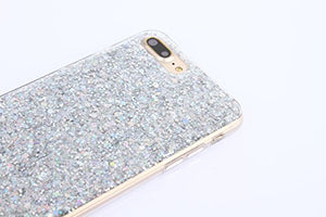 Sparkly Glitter Case - iPhone 7 plus/8 plus - Pretty|Funkie