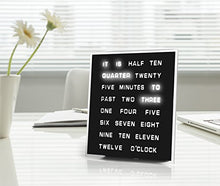 LED Word Clock - Pretty|Funkie