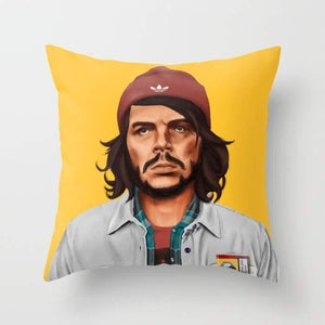 Che Guevara Throw Pillow - Pretty|Funkie