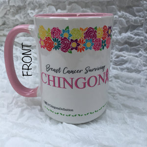 Breast Cancer Survivor Mug