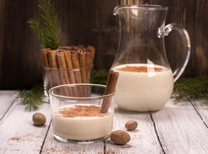 Spiced Vegan Eggnog