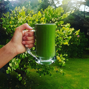 St Patrick's Day Green Smoothie