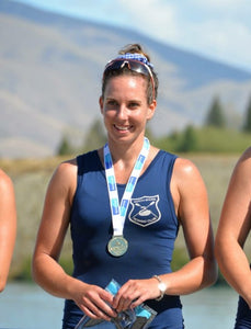 Meet Elite NZ Rower - Ashlee Rowe